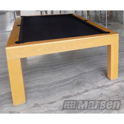 Mesas de billar mesa de billar bilie tama o estandar for Mesas de billar de lujo