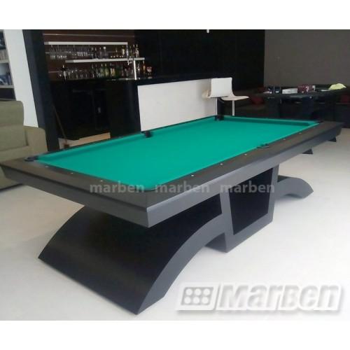 Mesas de billar mesa de billar blackdiamond for Mesas de billar de lujo