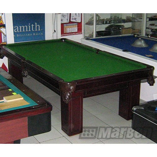 Mesas de billar mesa de billar de lujo monraz for Mesas de billar de lujo