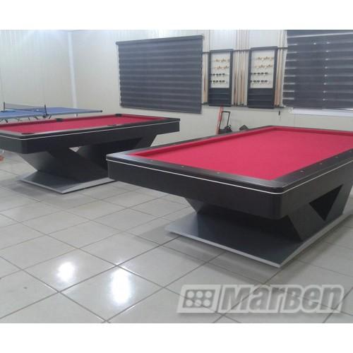 Mesas de billar mesa de billar verona de encino for Mesas de billar de lujo