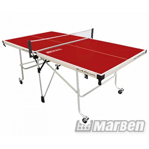 Mesas de ping pong mesa de pingpong marben junior azul for Dimensiones mesa ping pong